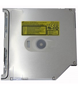 צורב להחלפה במחשב נייד מקבוק פרו לדגמים  Macbook Pro SATA DVD+RW UJ898A for Unibody A1278 A1286 A1297 Replace GS23N GS31N