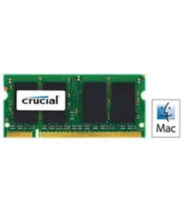 """שידרוג תוספת זיכרון 4 גיגה למחשב נייד מקבוק Apple MacBook Pro A1278 (13.3"""" Core 2 Duo) 204pin 1066MHz PC3-8500 DDR3 SO-DIMM"""