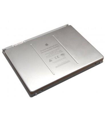 """סוללה להחלפה במחשב נייד מקבוק Apple MacBook 15"""" 10.8V 60WH 6 cells A1175 A1211 / A1226 / A1260 / A1150"""
