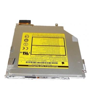 """צורב למחשב מקבוק  Apple Macbook Pro A1226 15"""" 2007 IDE Slim Slot Load DVD Drive w/ Cable 678-0557A"""