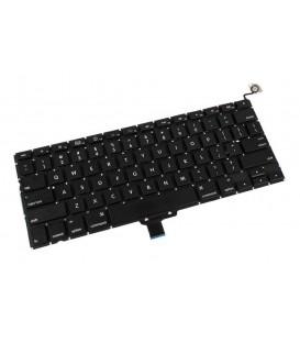 תיקון מחשב מק - החלפת מקלדת למחשב מקבוק Apple Macbook Pro 13 keyboard assembly A1278