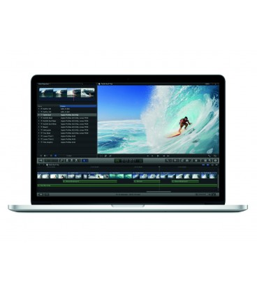 "מחשב מקבוק פרו למכירה MacBook Pro 15"" with Retina display I7 2.2GHz / 256GB SSD / 16GB RAM"