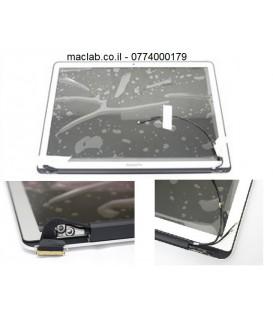 """קיט מסך להחלפה במקבוק פרו שנת 2011 רזולוציה גבוהה MacBook Pro 15"""" A1286 High Resolution 1680x1050 Screen Assembly"""