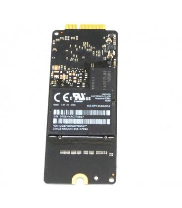 דיסק אס.אס.די למחשב נייד מקבוק פרו Samsung 256GB Internal Laptop SSD Solid State Drive  655-1738A MZ-DPC2560/0A2
