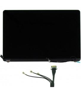 קיט מסך יד שניה להחלפה במקבוק פרו Display Assembly for Apple Macbook Pro 15 inch Retina A1398 Late 2013-2014 661-8310