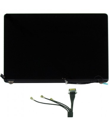 קיט מסך להחלפה במקבוק פרו Display Assembly for Apple Macbook Pro 15 inch Retina A1398 Late 2013 661-8310
