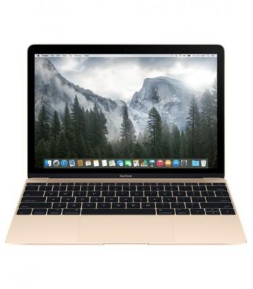 """המקבוק החדש בצבעים זהב / אפור / כסוף Macbook 12"""" 1.1GHz 256GB"""