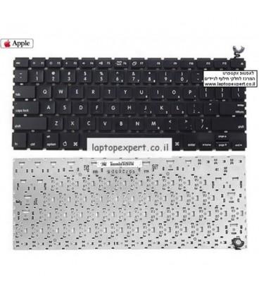"""מקלדת להחלפה במחשב נייד אפל Apple A1181 Macbook 13.3"""" Keyboard"""
