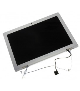 קיט מסך למחשב אפל מקבוק לבן MacBook 13.3 C2D Display Assembly - White