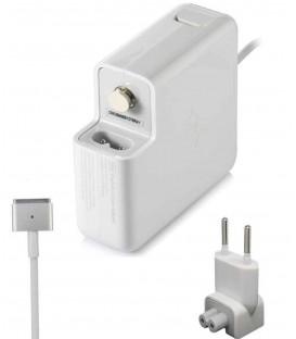 מטען מקורי למחשב אפל מקבוק רטינה  משנת 2012 ומעלה  Macbook air retina original Ac Adapter 45W A1435 A1436 A1465 A1466