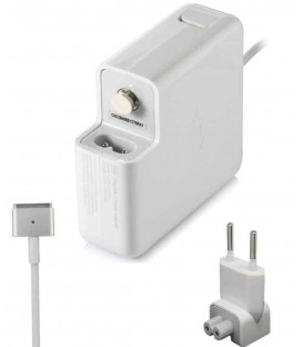 מטען מקורי למחשב מקבוק פרו משנת 2012 Apple 85W MagSafe 2 Power Adapter For 15-inch MacBook Pro with Retina display A1424