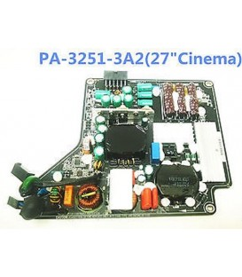 ספק כוח למסך אפל סינימה Apple 27 inch Thunderbolt Display 250W Power Supply Board PA-3251-3A2