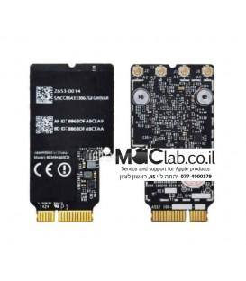 כרטיס בלוטוס אלחוטי לאיימק Appel Imac A1418 A1419 wifi card Airport Card Bluetooth 4.0