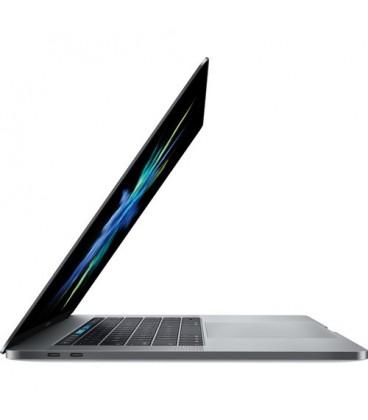 """מקבוק פרו Apple MacBook Pro 15"""" Retina MPTU2LL/A 2.8GHz i7, 256GB, 16GB, Radeon Pro 555 2GB, Touch Bar - כסף - דור אחרון"""