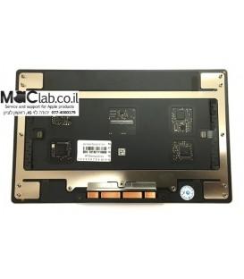 """טאץ פד צבע כסף ו/או אפור לדגם מקבוק פרו טאץ בר Apple Macbook Pro 15"""" 1707 Late 2016 2017 Trackpad Touchpad Silver / Gray"""