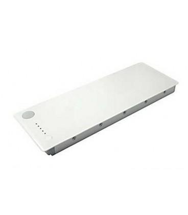 """סוללה מקורית צבע לבן למחשב נייד מק - מקבוק Apple MacBook 13"""" A1185 A1181 Battery Original"""