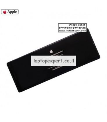 """סוללה מקורית צבע שחור למחשב נייד מק - מקבוק Apple MacBook 13"""" A1185 A1181 Battery Original"""