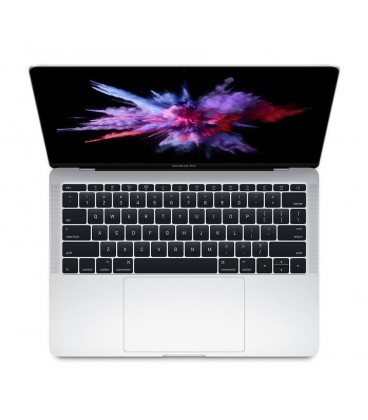 "מקבוק פרו Apple MacBook Pro 13"" Retina MPXU2LL/A 2.3GHz i5, 256GB, 8GB - כסף - דור אחרון"