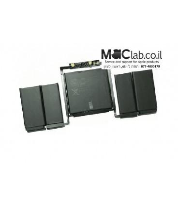סוללה להחלפה במקבוק פרו דגם Apple MacBook Pro 13 A1706 Touch Bar (Late 2016, Mid 2017) A1819