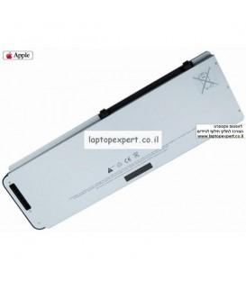 סוללה מקורית להלפה במחשב נייד מקבוק פרו Apple MacBook Pro 15 A1286 A1281 Battery