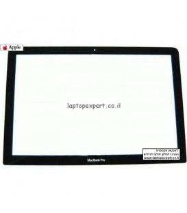 """זכוכית מסך חיצונית להחלפה במחשב נייד מקבוק פרו Macbook Pro 15"""" LCD Screen Glass Cover"""