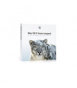 התקנת מערכת הפעלה חדשה / נקייה  למחשב נייד אפל איימק iMac OS X v10.6 Snow Leopard