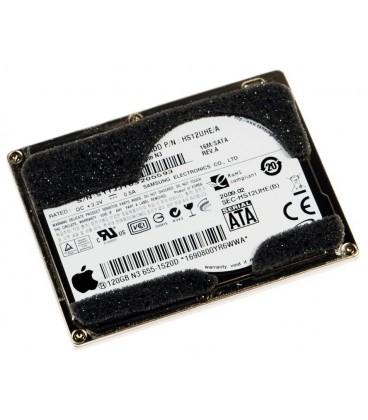 תיקון והחלפת דיסק קשיח שלא עולה למחשב מקבוק אייר דגם Apple MacBook Air A1304 Hard Drive 120GB PATA / ZIF