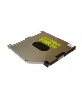 כונן צורב להחלפה במחשב נייד מקבוק Macbook Pro Superdrive GS21N 9.5mm SATA UltraSlim Slot Loading