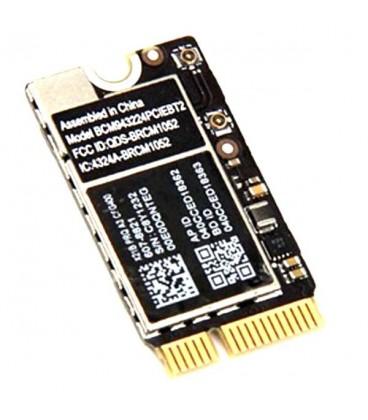 כרטיס רשת להחלפה במחשב נייד אפל מקבוק אייר MacBook Air (Late 2010 / Mid 2011 / Mid 2012) AirPort / Bluetooth Board