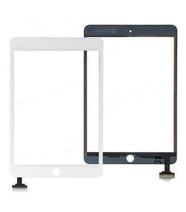 החלפה ותיקון טא'צ מסך מגע שבור באייפד מיני iPad Mini Touch Screen Replacement