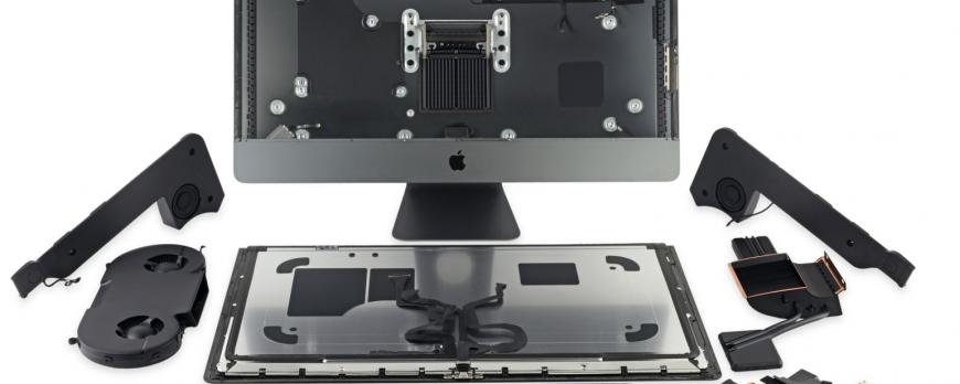 תיקון iMac